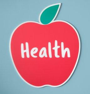 maçã da saúde